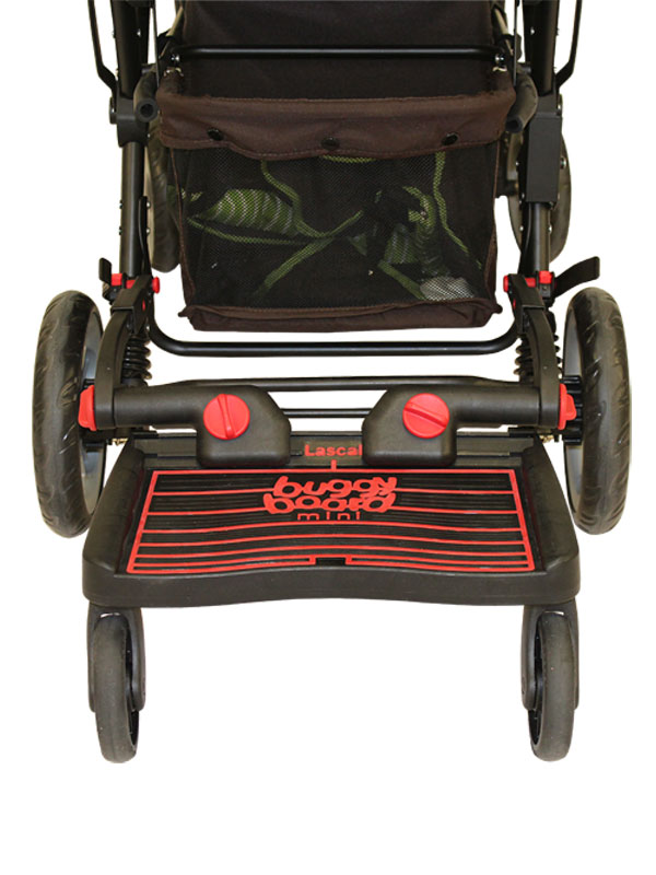 BuggyBoard Mini + Babybus-Duo Twin, small image 3