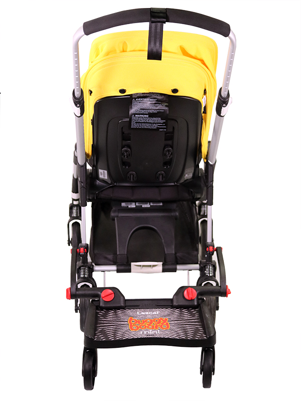 BuggyBoard Mini + Bugaboo-Bee 3, small image 2