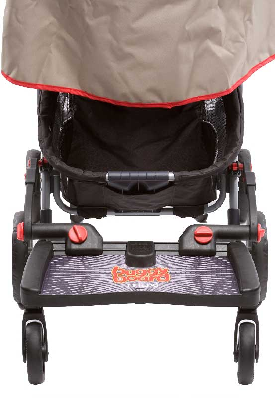 BuggyBoard Maxi + Chicco-Cortina, small image 3
