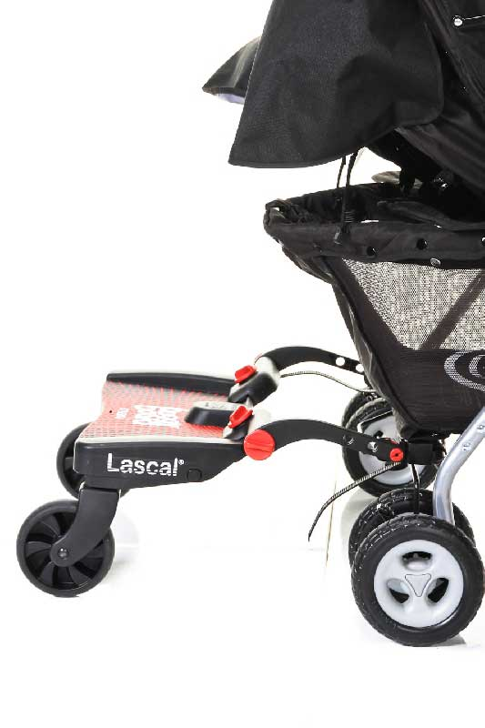 BuggyBoard Maxi + Graco-Duosport, small image 1