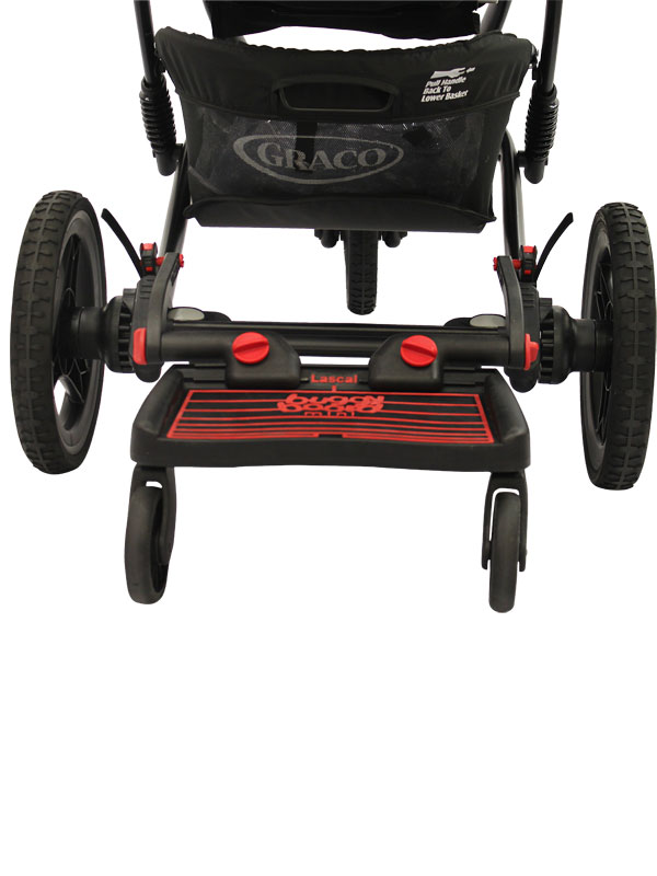BuggyBoard Mini + Graco-Trekko Completo, small image 3
