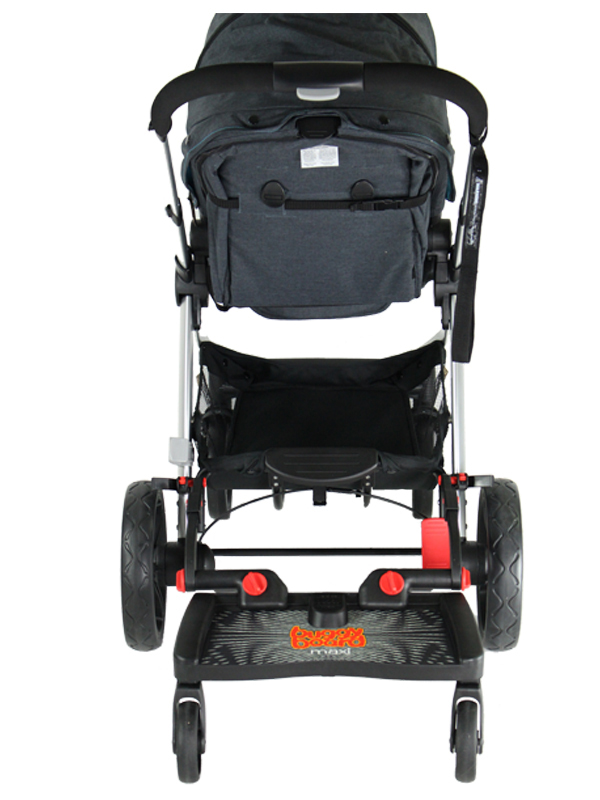 BuggyBoard Maxi + Mountain buggy-Cosmopolitan, small image 2