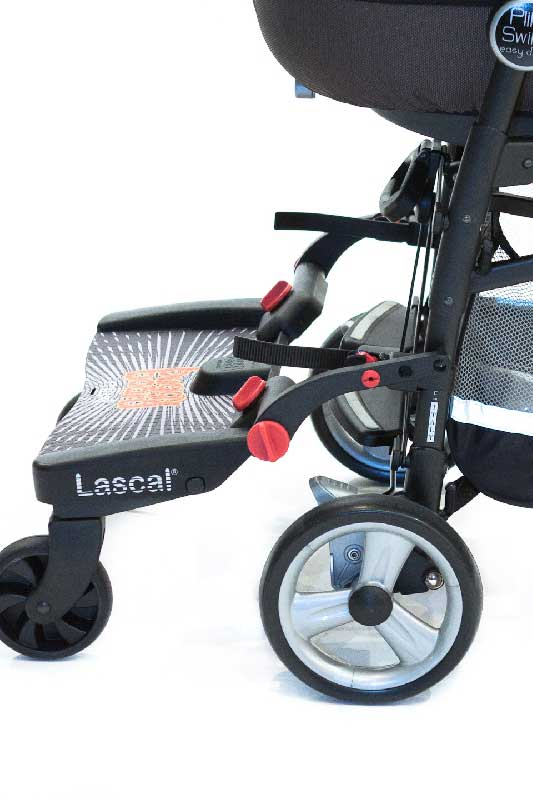 BuggyBoard Mini + Peg Perego-Pliko Mini, small image 1