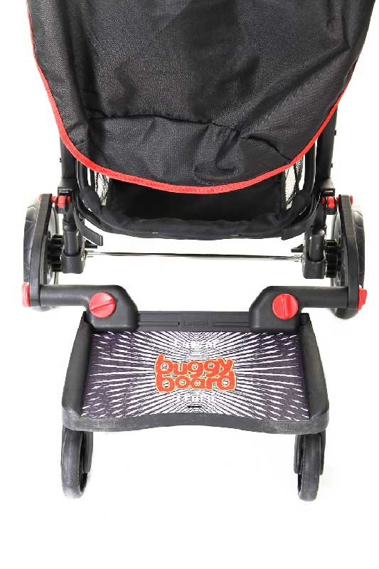 BuggyBoard Mini + Red Kite-Push Me Jogger, small image 3