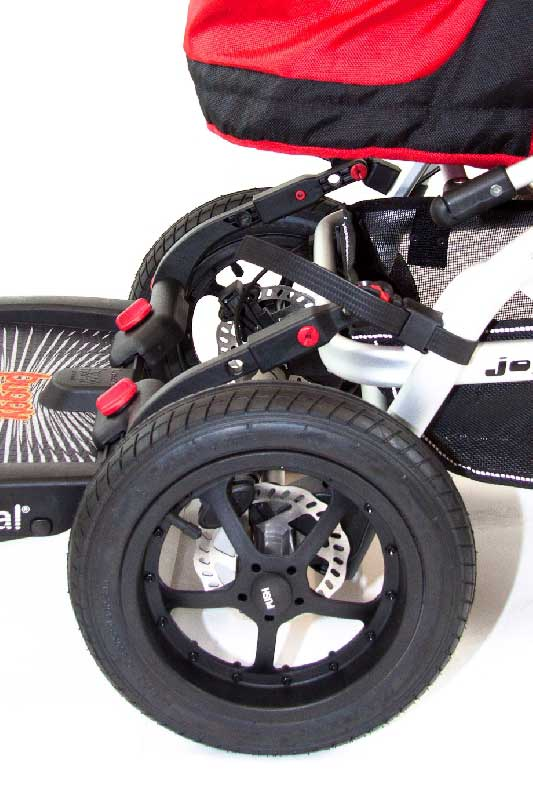 BuggyBoard Maxi + Tfk-Joggster X, small image 1